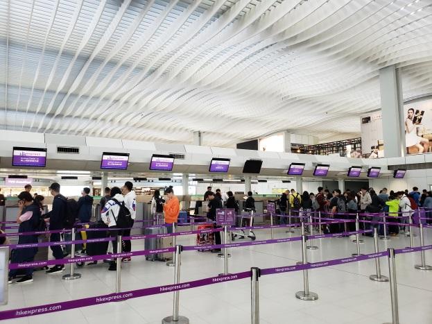 歡迎新客戶 香港快運航空 Sats Hk